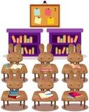 Kindergarten class room Royalty Free Stock Photo