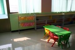 Kindergarten classrooms Stock Photos