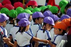 Kindergarten colorful Royalty Free Stock Image
