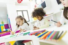 Kindergarten Royalty Free Stock Photos