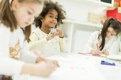 Kindergarten Royalty Free Stock Photo