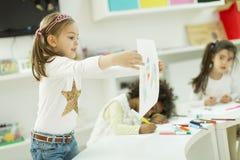 Kindergarten Stock Photo