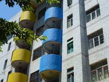 Kindergarten teaching building. In Shenzhen, china Royalty Free Stock Photo
