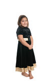 Kindergartener isolado Imagens de Stock Royalty Free