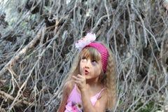Kindergeheimnisse Lizenzfreie Stockfotos