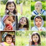 Kinderjaren Royalty-vrije Stock Afbeeldingen