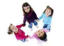 Kinderjaren Stock Afbeelding