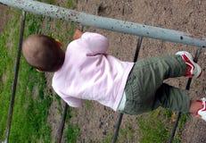 Kinderjaren Stock Foto's