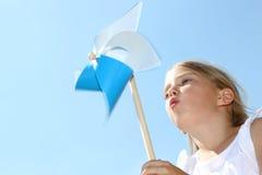 Kinderjaren en milieu Stock Fotografie