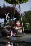 Kinderjaren in it& x27; s zuiverste vorm stock afbeeldingen