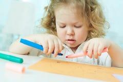 Kinderjarenpret Stock Afbeelding