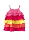 Kinderkleid. Lokalisiert. Lizenzfreie Stockfotos