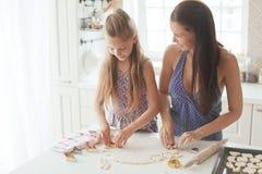 Kinderkochen Stockfoto