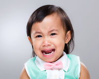Kindermeisje dat de Baby voedt royalty-vrije stock foto's