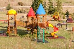 Kinderpark Stockbild