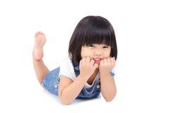 Kinderporträt Lizenzfreie Stockbilder