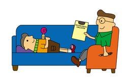 Kinderpsychologie Lizenzfreies Stockfoto