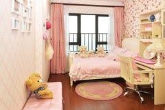 Kinderschlafzimmer lizenzfreie stockfotografie