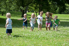 Kinderspiel Lizenzfreies Stockbild