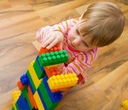 Kinderspiele Stockfoto