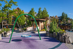 Kinderspielplatz Stockbild