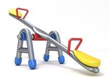 Kinderständiges schwanken 3D Lizenzfreie Stockbilder