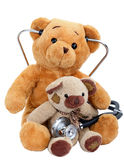 Kinderverzorging stock foto's