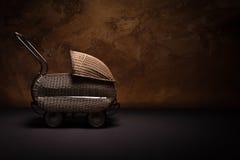 Kinderwagen Lizenzfreie Stockfotografie
