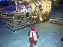 Kinderweihnachten Stockfotografie