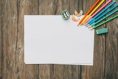 Kinderzeichnung und -kreativität Lizenzfreie Stockbilder