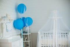 Kinderzimmer für ein kleines Kind Lizenzfreie Stockfotos