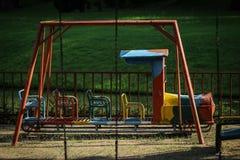 Kinderzug Lizenzfreie Stockfotografie