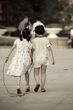 Kindheit lizenzfreie stockfotos