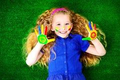Kindheit Lizenzfreies Stockfoto