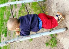 Kindheit Lizenzfreie Stockbilder