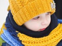 Kindjongen Royalty-vrije Stock Fotografie