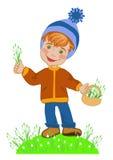 Kindkunstenaar Stock Afbeelding