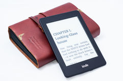 Kindle paperwrite 2 Stock Image