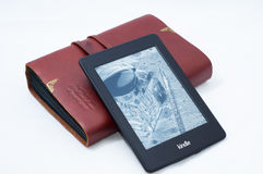 Kindle paperwrite 2 Royalty Free Stock Images