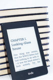 Kindle paperwrite 2 Stock Photography