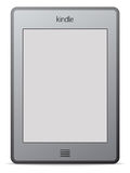 Kindle Touch Stock Photography