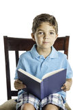 Kindlezing Stock Afbeelding