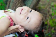 Kindmädchen Lizenzfreie Stockfotos
