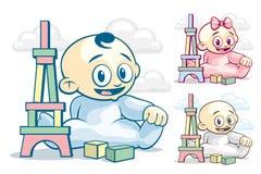 Kindontwikkeling Stock Afbeeldingen