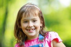 Kindportret Stock Fotografie