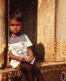 Kindportret Stock Afbeeldingen