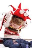 Kindschutzkappe Lizenzfreies Stockbild