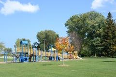 Kindspeelplaats Stock Afbeelding