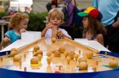 Kindspielen Lizenzfreies Stockfoto
