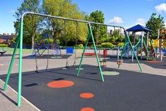 Kindspielplatz Lizenzfreies Stockbild